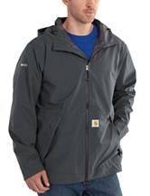 Carhartt® Force Equator Solid Color Rain Jacket