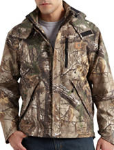 Carhartt® Men's Big & Tall Realtree® Camo Shoreline Jacket