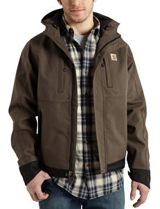 Carhartt Men's Big & Tall Quick Duck Solid Color Harbor Jacket