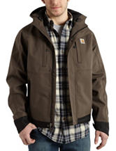 Carhartt® Men's Big & Tall Quick Duck Solid Color Harbor Jacket