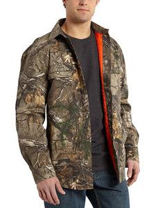 Carhartt Wexford Realtree Xtra Camo Print Shirt Jacket