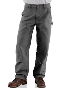 Carhartt Double Front Washed Duck Work Dungaree Pants