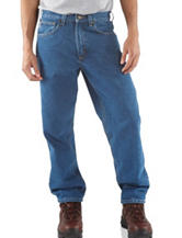 Carhartt® Men's Big & Tall Relaxed Fit Five Pocket Tapered Leg Jeans