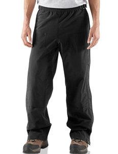 Carhartt Men's Big & Tall Black Shoreline Pants
