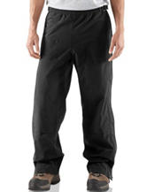 Carhartt® Men's Big & Tall Black Shoreline Pants