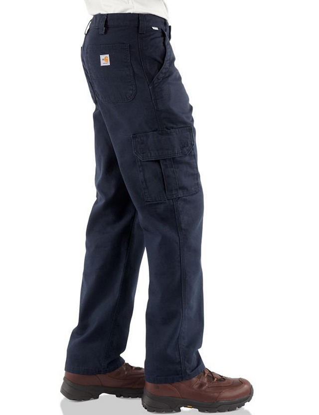 Carhartt Solid Color Fire Resistant Cargo Pants | Stage Stores
