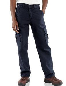 Carhartt Men's Big & Tall Solid Color Fire Resistant Cargo Pants