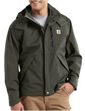 Carhartt® Men's Big & Tall Shoreline WpB Solid Color Jacket