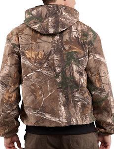 Carhartt® Realtree® Camo Active Thermal Lined Jacket