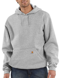 Carhartt® Men's Big & Tall MW Original Fit Solid Color Pull-over Hoodie