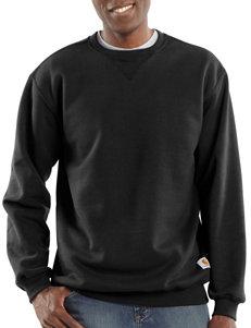 Carhartt® Men's Big & Tall MW Original Fit Solid Color Crewneck Sweatshirt