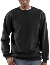 Carhartt® Men's Big & Tall MW Original Fit Solid Color Crewneck Sweatshirt