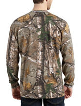 Carhartt® Men's Big & Tall WorkCamo® Realtree Xtra™ Camo Print Original Fit T-shirt