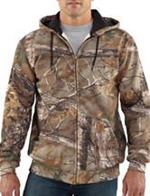 Carhartt® MW WorkCamo® Zip Front Hooded Realtree® Xtra™ Camo Print Jacket