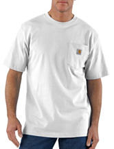 Carhartt® Men's Big & Tall Midweight Original Fit Workwear Pocket T-shirt