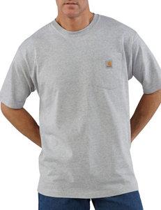 Carhartt® Men's Big & Tall Midweight Original Fit Workwear Pocket T-shirt