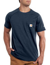 Carhartt® Force Cotton Relaxed Fit Solid Color T-shirt