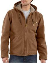 Carhartt® Sandstone Sherpa Lined Sierra Jacket