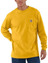 Carhartt® Men's Big & Tall MW Workwear Jersey Knit T-shirt