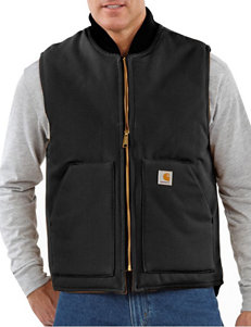 Carhartt Black Vests