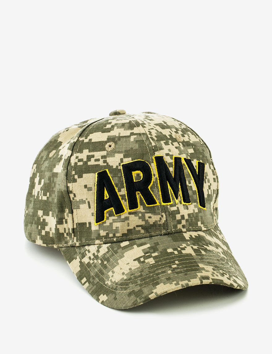 Licensed Camo Hats & Headwear