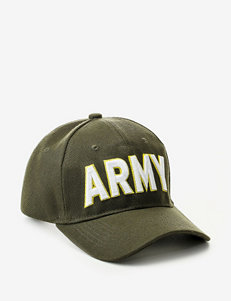U.S. Army Raised Block Lettering Cap