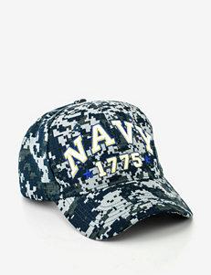 U.S. Navy 1775 Logo Camo Cap