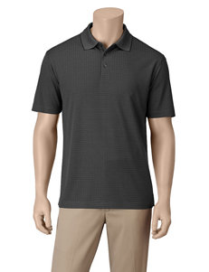 Haggar Brown Polo Shirt