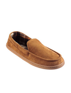 The Black Series Carmel Moccasin Slippers