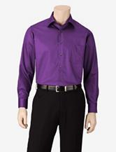 Van Heusen Purple Lux Dress Shirt