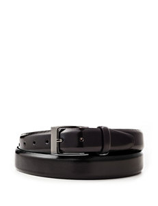 Dockers® Men's Big & Tall Black Leather Belt
