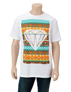 Hybrid White Diamond T-shirt