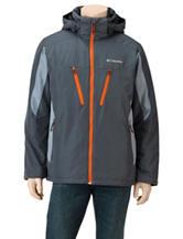 Columbia Antimony Waterproof Color Block Jacket