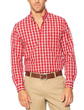 Dockers® Medium Plaid Woven Shirt