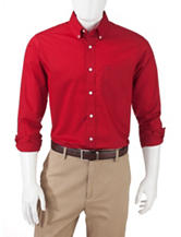 Dockers® Solid Color Woven Shirt