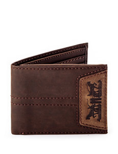 Levi's Brown Bi-Fold Wallet