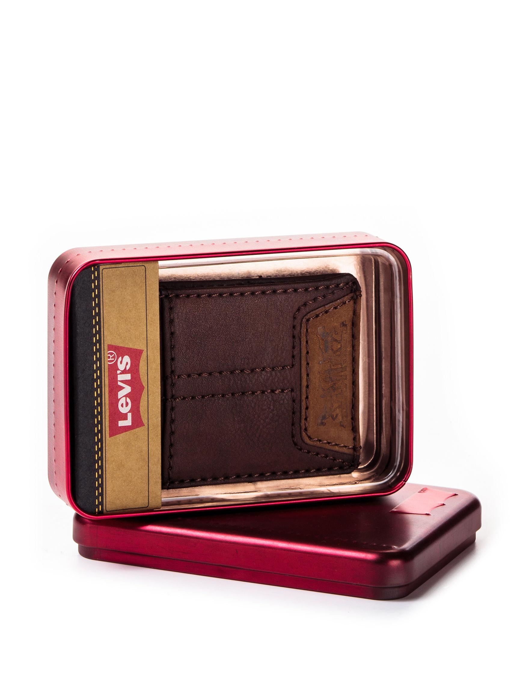 Brown Bi-fold Wallets