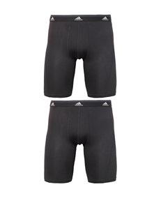 adidas® 2-pk. Sport Performance 9 Inch Midway Underwear