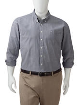 Dockers® Men's Big & Tall Folded Small Plaid Tonal Woven Shirt