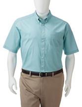 Dockers® Men's Big & Tall Folded Graph Check Woven Shirt