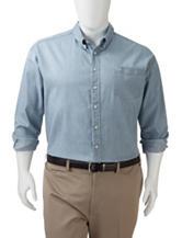 Dockers® Men's Big & Tall Chambray Woven Shirt