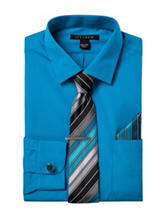 Ivy Crew 5-pc. Boxed Dress Shirt & Tie Set
