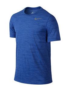 Nike® Dri-FIT Heather T-shirt – Men's