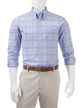 Dockers® Oxford Woven Plaid Shirt