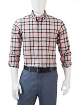 Dockers® Large Oxford Plaid Woven Shirt
