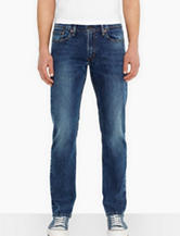 Levi's® 514™ Straight Fit Black Stone Denim Jeans