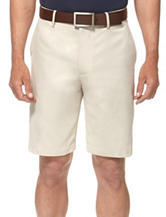 Jack Nicklaus Solid Color Flat Front Core Shorts
