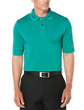 Jack Nicklaus Solid Color Bear Lake Polo Shirt