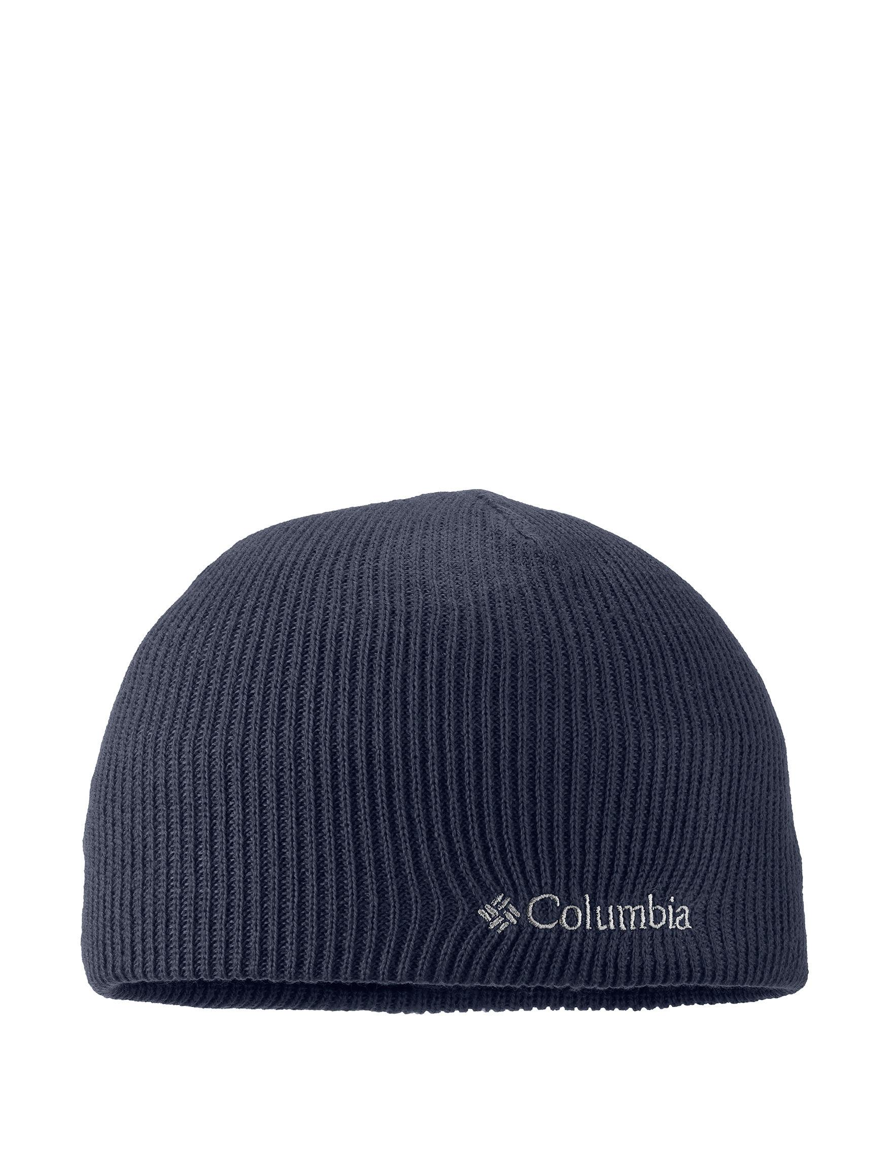 Columbia Navy Hats & Headwear