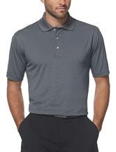 PGA Tour® Mini Jacquard Golf Polo Shirt